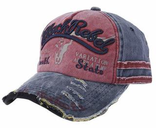 Custom New Fashion Era Embroidered Baseball Sports Print Hat Cap