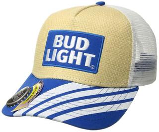 BSCI Audit Custom 100% Polyester Embroidered Trucker Cap Bottle Opener